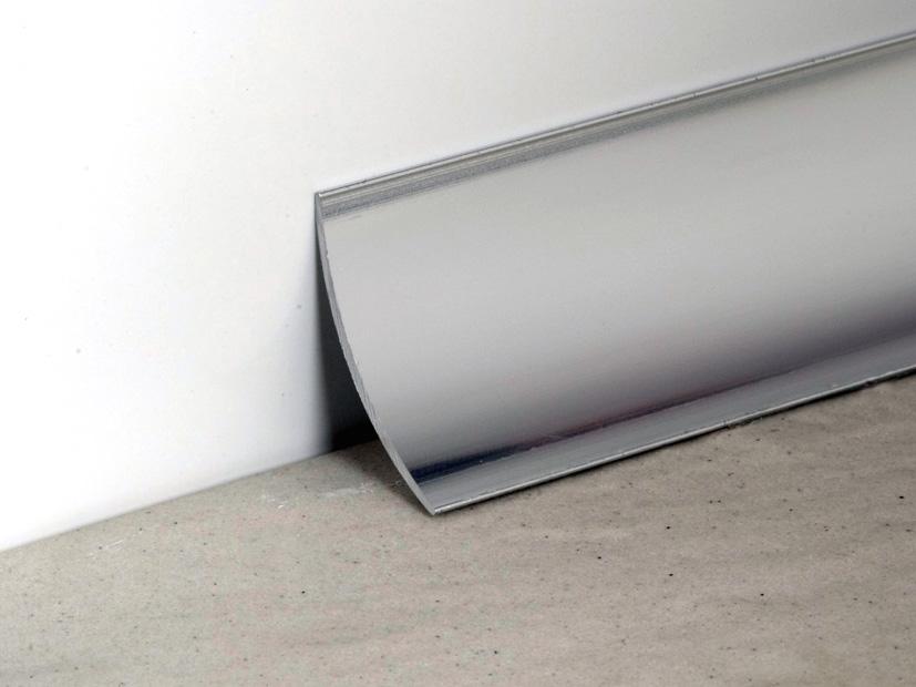 Decoracion mueble sofa zocalos de aluminio para cocinas for Rodapie pvc blanco